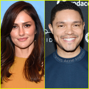 Minka Kelly & Trevor Noah Reportedly Seen House Hunting Together!