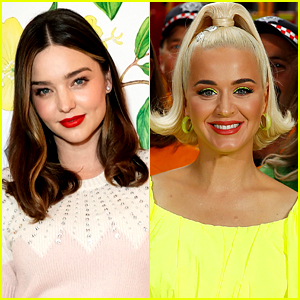Miranda Kerr Talks Katy Perry & Why She's Grateful Her Ex Found Love