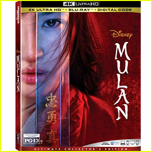 'Mulan' Live-Action Movie Will Be Released on Blu-ray & DVD Next Week!
