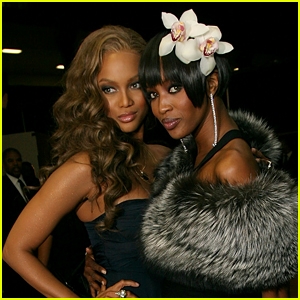 Naomi Campbell Shares Article That Names Tyra Banks as 'The Real Mean Girl'