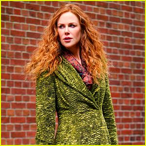Nicole Kidman Talks About Her Iconic Coat in 'The Undoing'
