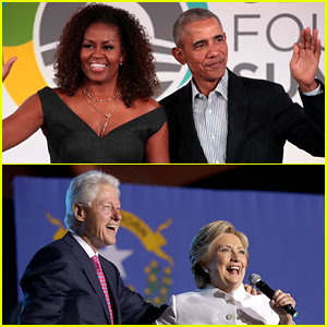 The Obamas, The Clintons, & More Political Figures React to Biden's Victory Over Trump