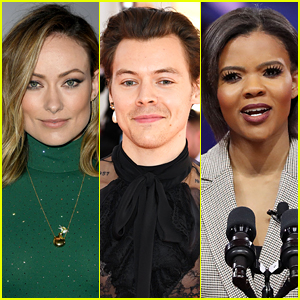 Olivia Wilde Calls Candace Owens 'Pathetic' for Her Attack on Harry Styles