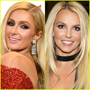 Paris Hilton Says She & Britney Spears 'Invented the Selfie' with This Photo!