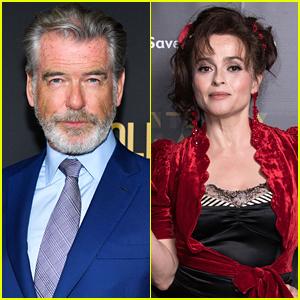 Pierce Brosnan & Helena Bonham Carter To Star In Romantic Comedy Based on the True Story of 'Pygmalion'