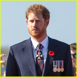 Prince Harry's Request to Have Wreath Laid During Remembrance Day Ceremony Denied by Palace
