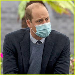 Prince William Reportedly Had Coronavirus in April