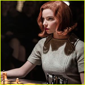 'The Queen's Gambit' Becomes