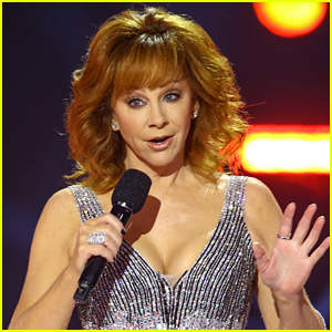 Reba McEntire Coughed on TV During the CMA Awards & Had a Funny Reaction