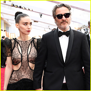 Joaquin Phoenix & Rooney Mara Talk About Their Baby Son for First Time In Op-Ed