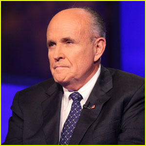 Hair Dye Seemingly Drips Down Rudy Giuliani's Face During Bizarre Press Conference