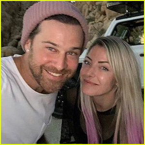 Ryan Cabrera & Alexa Bliss Engaged After a Year of Dating