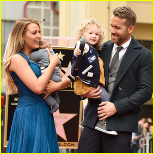 Ryan Reynolds Gushes About Being a Girl Dad to His Three Daughters!