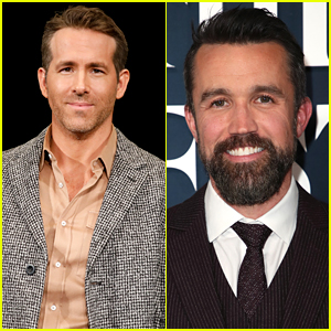 Ryan Reynolds is Now Owner of a Welsh Soccer Team With Rob McElhenney