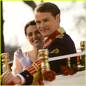 Sam Heughan Looks Back at His Hallmark Christmas Movie from 2011, Which is Now on Netflix
