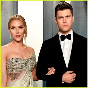 Scarlett Johansson & Colin Jost's Wedding Was Only Planned in a Few Weeks