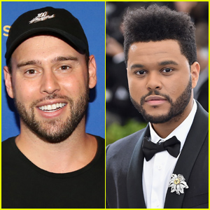 Scooter Braun Weighs In on The Weeknd's Grammys Snub Controversy