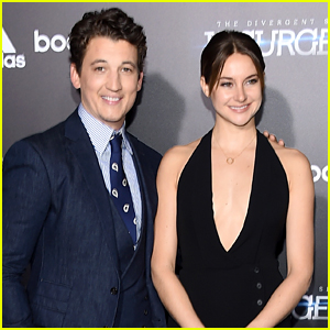 Shailene Woodley & Miles Teller to Star in Fifth Movie Together!