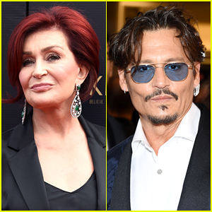 Sharon Osbourne Says She Understands Why Johnny Depp Had a 'Volatile' Relationship with Amber Heard