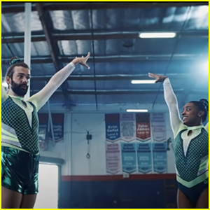 Simone Biles Calls Out Petition & Criticism Over Her Uber Eats Commercials With Jonathan Van Ness