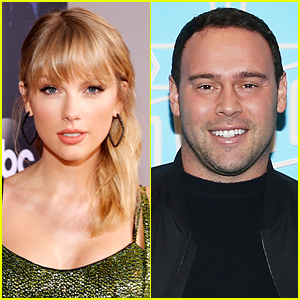 Taylor Swift Comments on Scooter Braun Selling Her Masters, Says She Tried to Buy Them