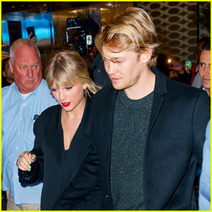 Taylor Swift Confirms Boyfriend Joe Alwyn Is Secret 'Folklore' Collaborator!