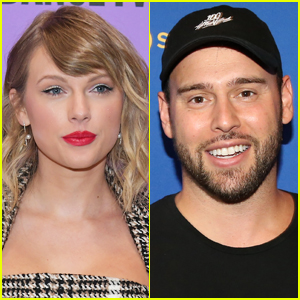 Scooter Braun Sells Taylor Swift's Master Recordings