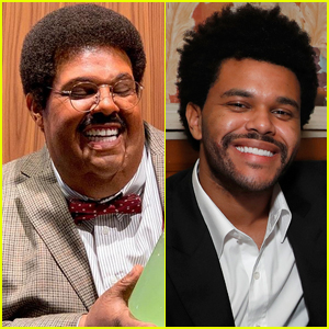 The Weeknd is Unrecognizable in The Nutty Professor Halloween Costume!