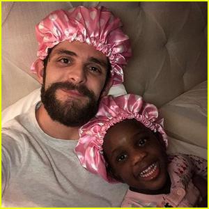 Thomas Rhett Celebrates Daughter Willa's 5th Birthday with Sweet Message