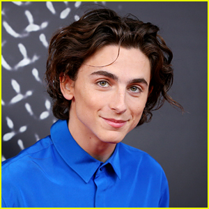 Timothee Chalamet Reposts His Peach Meme to Celebrate Georgia Going Blue