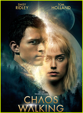 Tom Holland & Daisy Ridley's Star-Studded Movie 'Chaos Walking' Debuts Official Trailer - Watch Now!