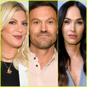 Tori Spelling Voices Support for Brian Austin Green Amid Drama with Ex Megan Fox