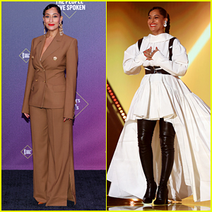Tracee Ellis Ross Named Fashion Icon at People's Choice Awards 2020, Calls Her Mom the True 'Icon'
