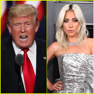 Trump Goes After Lady Gaga for Supporting Joe Biden: 'She's Not Too Good'