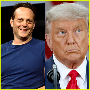 Vince Vaughn Isn't Sorry About Shaking Hands With President Trump: 'I've Always Been Cordial'