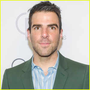 Zachary Quinto Shows Off His Hot Bod While Wearing a Speedo!