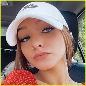 TikTok's Zoe Laverne, 19, Apologizes for Kissing 13-Year-Old Fellow TikToker