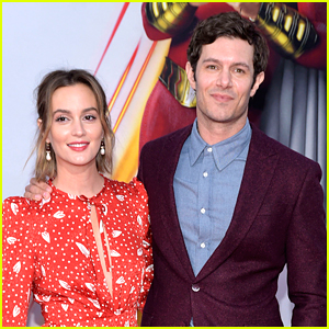 Adam Brody Reveals If He & Leighton Meester Will Watch HBO Max's 'Gossip Girl' Series