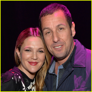 Adam Sandler & Drew Barrymore Tease Fourth Movie Together at MTV Movie & TV Awards 2020!