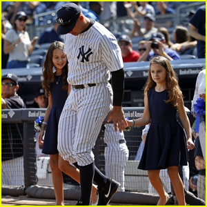 Alex Rodriguez Shares an Emotional Throwback Photo With His Daughters