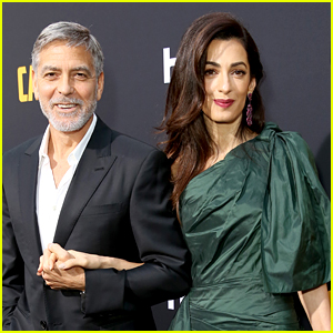 Amal Clooney Thanks Husband George Clooney For Sticking By Her While Writing New Legal Book