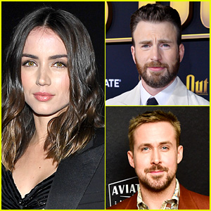Ana de Armas Joins Netflix Movie 'The Gray Man' with Chris Evans & Ryan Gosling!