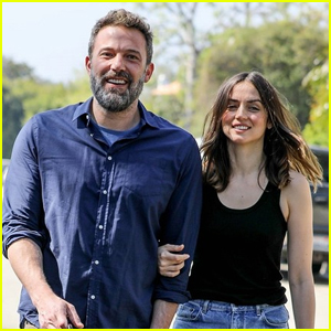 Ana de Armas Moves in with Ben Affleck After Eight Months of Dating!