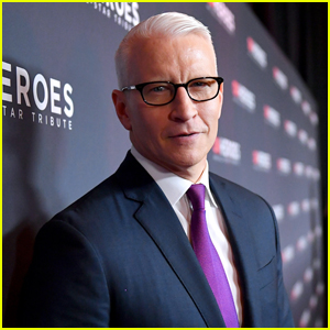 Anderson Cooper Wishes He Became a Dad Sooner