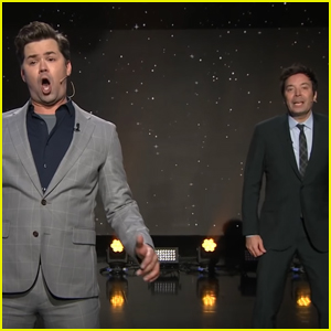 Andrew Rannells & Jimmy Fallon Recap 2020 with a Musical - Watch Now!