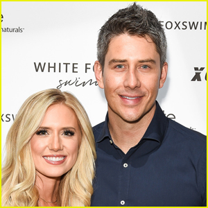 'The Bachelor's Arie Luyendyk Jr & Wife Lauren Burnham Are Expecting Again After Suffering Miscarriage