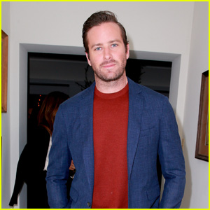 Armie Hammer Heads to Cayman Islands to See His Kids for the Holidays