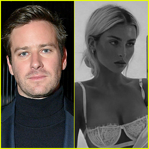 Armie Hammer Photographed with Instagram Model Paige Lorenze Amid Elizabeth Chambers Separation