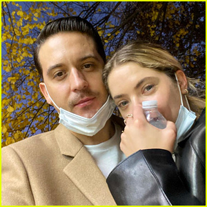 G-Eazy Professes His Love for Ashley Benson on Her 31st Birthday!