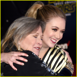 Billie Lourd Honors Late Mom Carrie Fisher Four Years After Her Passing